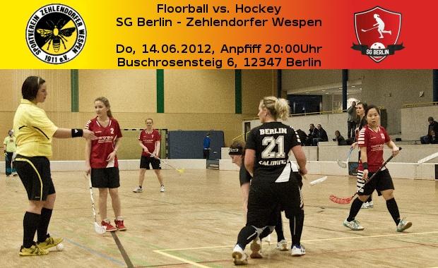 Freundschaftsspiel Wespen - SG Berlin