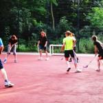 Outdoor-Floorball