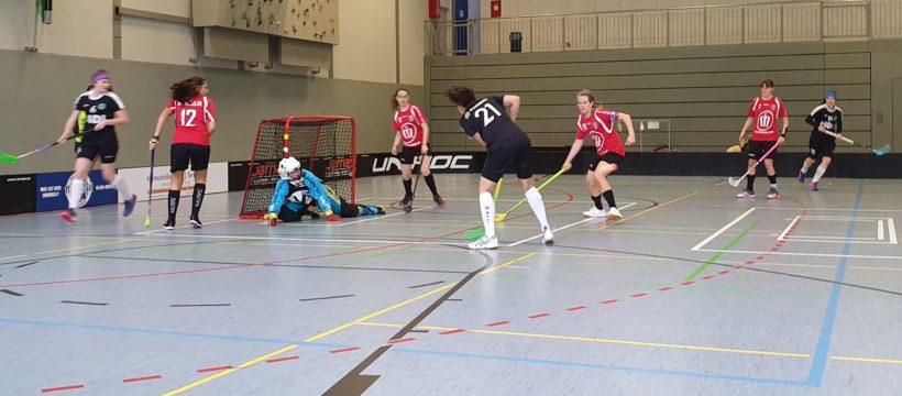 Spielszene Berlin gegen Hannover